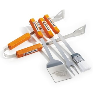 Oregon State 4-piece BBQ Set