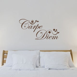 Only God Quote Phrases Wall Decal