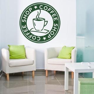 Coffee Shop Kitchen Vinyl Wall Art