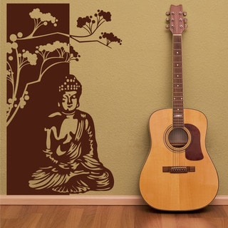 Buddha Exotic Vinyl Wall Art