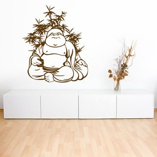 Quite Buddha Vinyl Wall Art