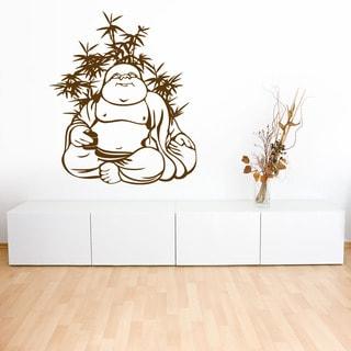 Quite Buddha Vinyl Wall Art