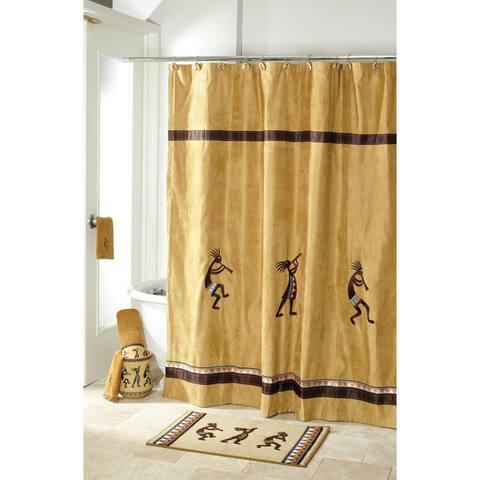 Kokopelli Shower Curtain