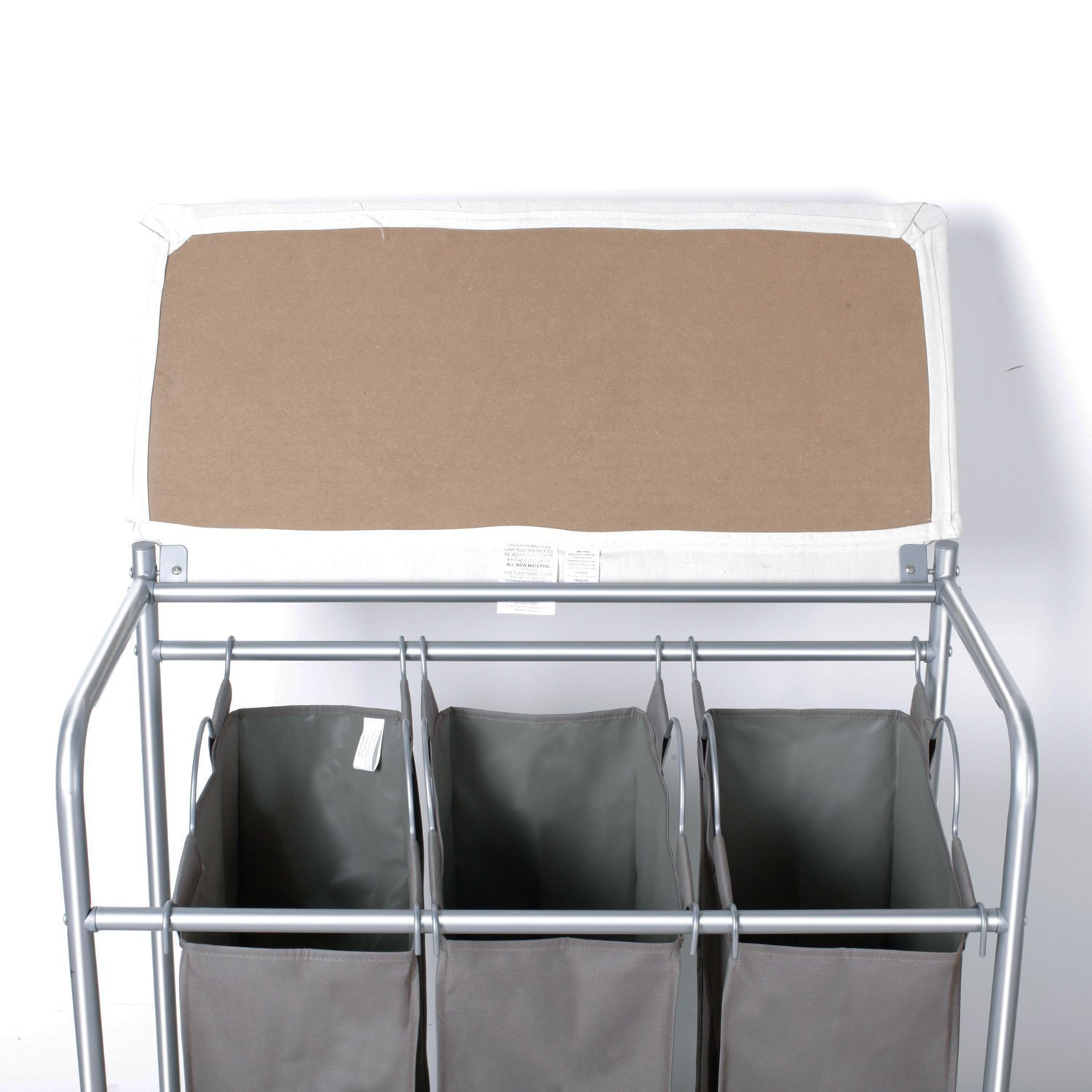 - Shop StorageManiac 3 Lift-off Bags Laundry Sorter With Foldable