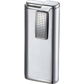 Visol Condor Single Jet Flame Cigar Lighter - Chrome - Ships Degassed