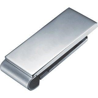 Visol Hawthorne Plain Stainless Steel Money Clip