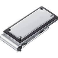 Visol Sorice Stainless Steel Money Clip