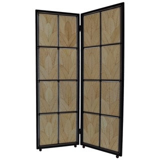 Natural Leaf Screen Room Divider (Philippines)