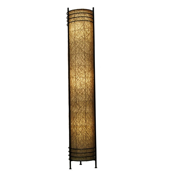 Eangee Large Natural Tower Floor Lamp (Philippines)