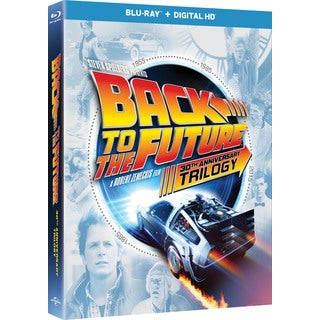 Back To The Future 30th Anniversary Trilogy (Blu-ray Disc)