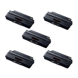 Samsung MLT-D115L Toner Cartridge SL-M2820DW SL-M2870FW ( Pack of 5 )
