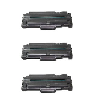 Samsung Compatible MLT-105L Toner Cartridge ML1910 ( Pack of 3 )