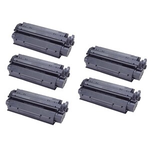 HP C7115X High Yield Black Compatible Laser Toner Cartridge ( Pack of 5 )