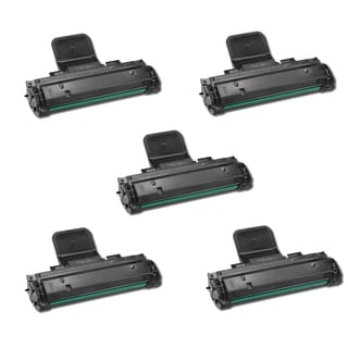 Samsung Compatible ML-2010D3 Toner Cartridge ML-2010 ML-2510 ML-2570 ML-2571N ( Pack Of 5 )