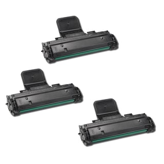 Samsung Compatible ML-2010D3 Toner Cartridge ML-2010 ML-2510 ML-2570 ML-2571N ( Pack Of 3 )