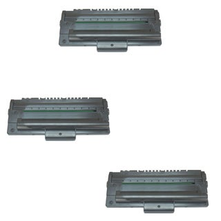 Compatible Samsung ML-1710D3/ ML-1210/ ML-1210D3 Black Toner Cartridge(Pack of 3)
