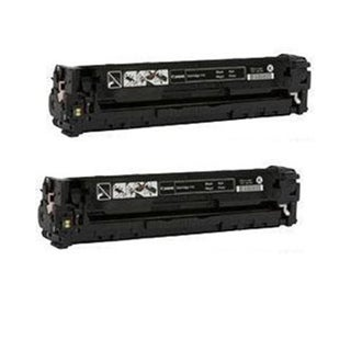Canon 131 Remanufactured High Yield Black Toner Cartridge MF8280Cw (Pack of 2)