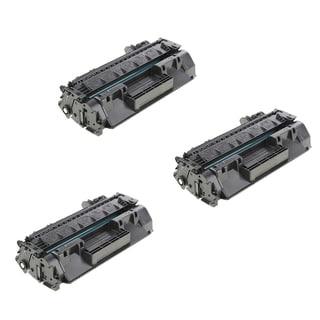 HP CF280X Compatible Black Toner Cartridge (Pack of 3)