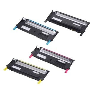 Dell 1230 C Y B M 1230 1235 Compatible Quality Toner Cartridge ( Pack Of 4 )