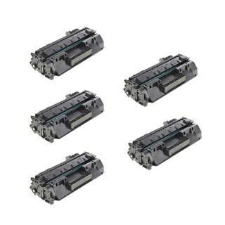 HP CF280X Compatible Black Toner Cartridge (Pack of 5)