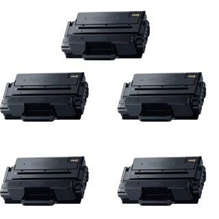 Samsung MLT-D203L Toner Cartridge M4020ND M3370FD M3320ND M4070FR M3870FW M3820DW (Pack of 5)