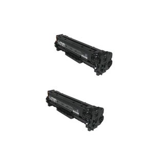 Canon 116 Compatible Black Toner Cartridge MF8050cn (Pack of 2)