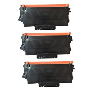 Compatible Brother TN420/ HL-2240/ HL-2270 Toner Cartridges (Pack of 3)