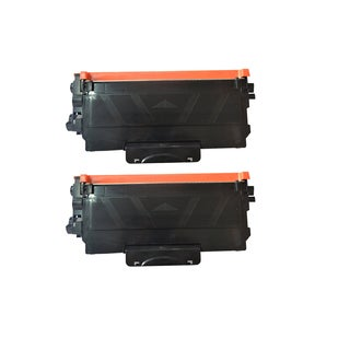 Compatible Brother TN420/ HL-2240/ HL-2270 Toner Cartridges (Pack of 2)
