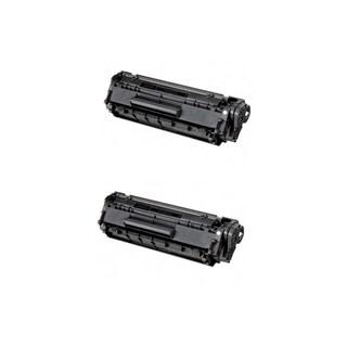Canon 104 (0263B001A) Premium Compatible Laser Toner Cartridge D480 L120 L90 MF4150 MF4270 MF4350 MF4370 MF4690 (Pack of 2)