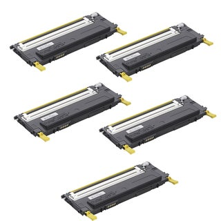 Dell 1230 Yellow 1230 1235 Compatible Quality Toner Cartridge ( Pack Of 5 )