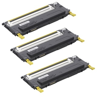 Dell 1230 Yellow 1230 1235 Compatible Quality Toner Cartridge ( Pack Of 3 )