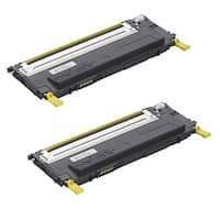 2PK 43640301 Compatible Toner Cartridge For Oki B2200 B2200N B2400 B2400N ( Pack of 2 )