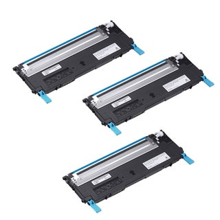 Dell 1230 Cyan Compatible Quality Toner Cartridge Dell 1230 1235 ( Pack Of 3 )