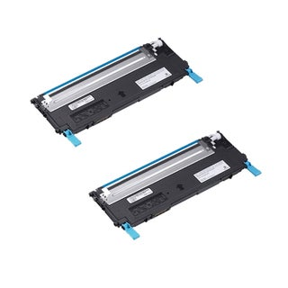 Dell 1230 Cyan Compatible Quality Toner Cartridge Dell 1230 1235 ( Pack Of 2 )