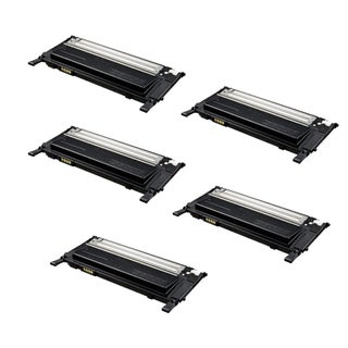 Dell 1230 Black Compatible Quality Toner Cartridge 1230 1235 ( Pack Of 5 )
