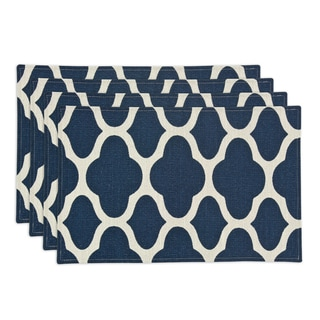 Strathmore Oceanside 12.5x19 Lined Placemats (Set of 4)