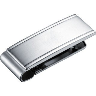 Visol Tribute Stainless Steel Money Clip