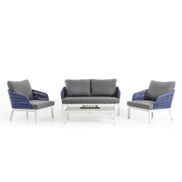 Shop Renava Buenos Modern Outdoor Sofa Set - Free Shipping ...