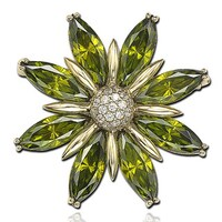 Designer Brooches & Pins