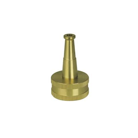 Sun Joe Solid Brass Jet Hose Nozzle - SJI-1JHN