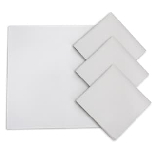 Duck White Hemmed 18-inch Napkin (Set of 4)