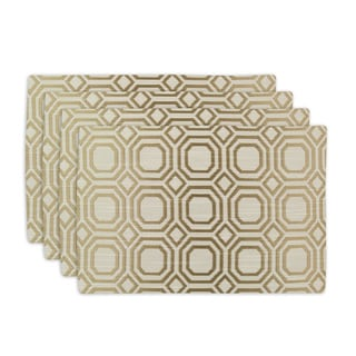 Milo Straw Lined Placemat (Set of 4)