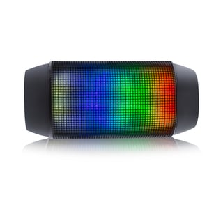 SoundLogic XT Rechargeable Bluetooth Wireless/ SD Card/ USB Rave Speaker with LED Light Show