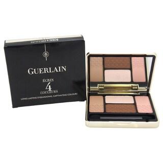 Guerlain Ecrin 4 Couleurs Long-Lasting Eyeshadows 15 Les Sables