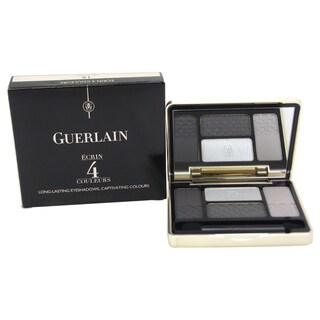 Guerlain Ecrin 4 Couleurs Long-Lasting Eyeshadows 16 Les Aciers