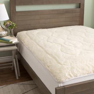 European Heritage Australian Merino Wool Mattress Pad|https://ak1.ostkcdn.com/images/products/10395122/P17498054.jpg?impolicy=medium