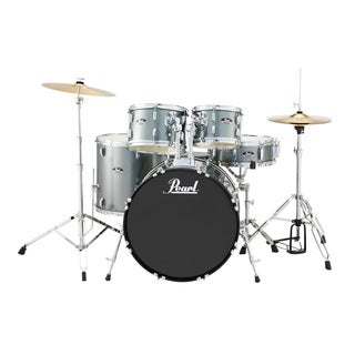 Pearl Roadshow Rs525s 5-piece Charcoal Drum Set
