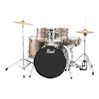Pearl Roadshow Rs525s 5-piece Bronze Drum Set