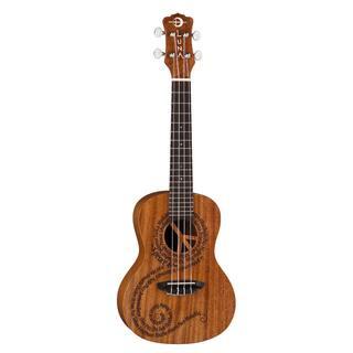 Luna Maluhia Peace Etched Mahogany Concert Body Acoustic Ukulele|https://ak1.ostkcdn.com/images/products/10395169/P17498162.jpg?impolicy=medium