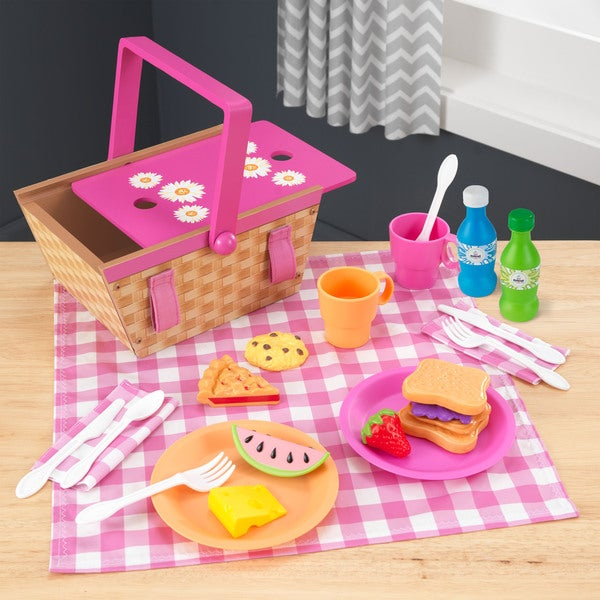 Shop Kidkraft Picnic Set Free Shipping On Orders Over
